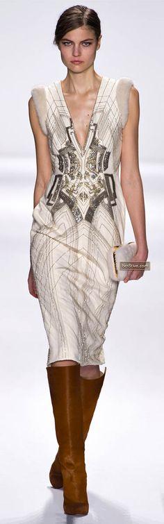 J Mendel Fall Winter 2013 ♥✤ | Keep the Glamour | BeStayBeautiful