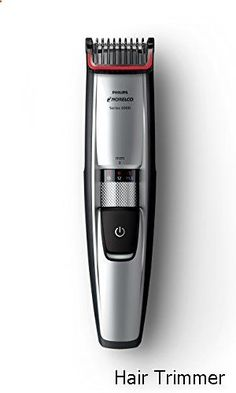 Hair Trimmer - broad choice. Have to explore...