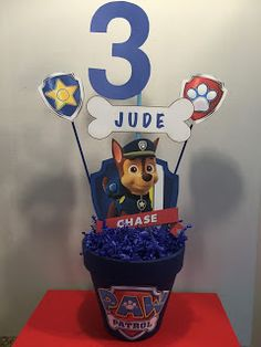 Here are the decorations I made for a Paw Patrol Birthday party. actually, Zombies invade Paw Patrol Adventure Bay! Kids Birthday Themes, Boy First Birthday, 4th Birthday Parties, Birthday Fun, Paw Patrol Pinata, Paw Patrol Balloons, Paw Patrol Birthday, Paw Patrol Party Decorations, Ideas Party