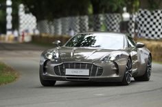 Aston Martin One-77 #cars I Price: $1,850,000 World's 10 Most Expensive Cars » The Epoch Times