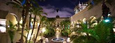 The Prado offers historic charm in the center of Balboa Park in San Diego. Reserve online!