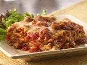 Super Easy Do Ahead Ravioli Sausage Lasagna