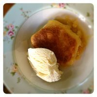 The Janelle Wind Collection: Golden Syrup Apple Dumplings...