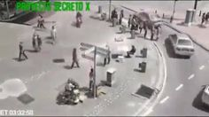Camara de seguridad capta ¿teletransportacion o desintegracion? ¿Que Opinas? Security camera captures teleportation or disintegration? ¿What do you think? SIGUENOS EN YOUTUBE....https://www.youtube.com/channel/UCIFYf41-LWewgJw-gYAl2TQ/videos #Xirtam