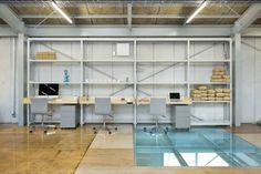 Schemata Architects, Takumi Ota · Blue Bottle Coffee Kiyosumi-Shirakawa Roastery & Cafe