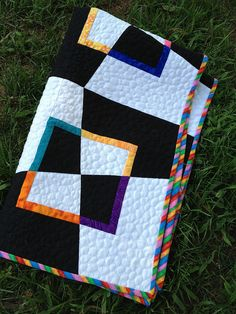 ♥ everything about this quilt . . . . Mad as a Hatter by messygoat