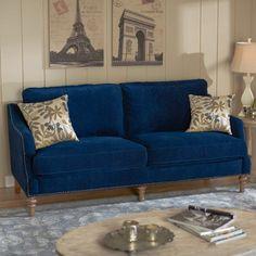 Vessot 80'' Sofa