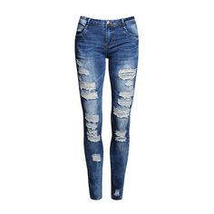 Shop now http://a-sheek-boutique.myshopify.com/products/pants-jeans-women-hole-stretch-cotton-ripped-jeans-skinny-jeans-new-sale?utm_campaign=social_autopilot&utm_source=pin&utm_medium=pin A Sheek boutique new products.