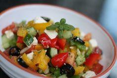 Griechischer Hirtensalat à la Gabi
