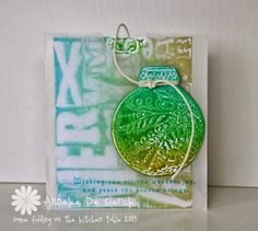 Some fiddling on the kitchen table: gelli plate printing