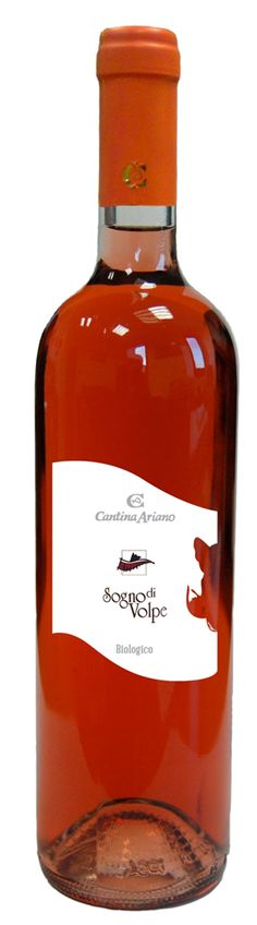 Questo rosè é uno dei vini biologici della Cantina Ariano di Torremaggiore (FG) proposti nella serata CIAK diVINI dell'11 maggio 2013 alla Taverna del Gufo di Foggia