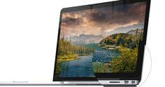 macbook pro retina Mockups de tecnología que utilizarás