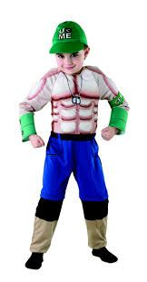 Wwe Halloween Costumes For Kids nikki brie on twitter gloriapovis look whos ready for halloween johncena wwe fearlessnikki johncena ajlee httptcouvxkxw6fff luv this Wwe Costumes For Kids
