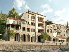 Waterfront Apartments in Montenegro – Luxury Marina Apartments - Tivat