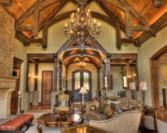 Traditional Family Room Design, Pictures, Remodel, Decor and Ideas - page 42