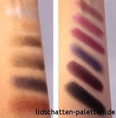 Sleek iDivine Vintage Palette geswatched !