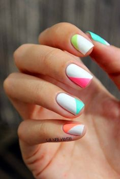 45 Pretty Spring Nails Designs for 2017