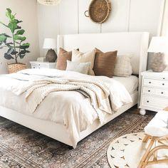 Guest Bedroom Decor, Cozy Bedroom, Bedroom Inspo, Bedroom Inspiration, Dream Rooms, Dream Bedroom, Master Bedroom, Modern Minimalist, Mid-century Modern