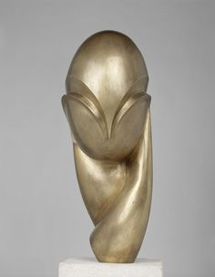 Images of Brancusi Sculpture Brancusi Sculpture, Soap Sculpture, Constantin Brancusi, Organic Sculpture, Amedeo Modigliani, Plastic Art, Grand Palais, Art For Art Sake, Art Plastique