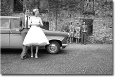 Self Drive Wedding Car - Ford Wedding Car Hire, Self Driving, Jaguar, Antique Cars, 1950s, Ireland, Ford, Vintage Cars