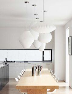Heywood lustre moderne 8 slots ampoule 00219913 lampes de plafond luminai - Hauteur suspension au dessus table ...