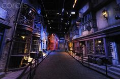 harry potter experience london