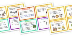 This resource contains spelling games that will freshen up your lessons and keep your class engaged. Spelling games test memory, patience, and handwriting. Writing Resources, Teaching Writing, School Resources, Teaching Resources, Literacy Programs, Spelling Activities, Literacy Activities, Reading Words, Reading Fluency