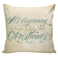 Hey, I found this really awesome Etsy listing at https://www.etsy.com/listing/206987277/christmas-pillow-cushion-script-its