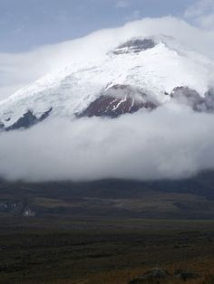 Photo: Cotopaxi volcano, Ecuador