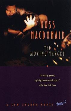 #13 The Moving Target by Ross MacDonald. If you like mysteries, detectives, and mid-century noir, this book is for you. Thorougly enjoyed it.