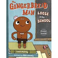 This is a great book to use if you do a gingerbread man hunt activity on the first day or first week of school.