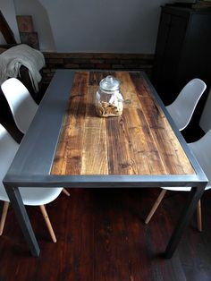 Hand Crafted 6 seater farmhouse style by MadeFromWoodDesigns