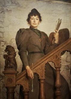 Commentaires   LinkedIn Paris, Portrait, Painting, Artists, Google Search, Women, Fine Art, Portraits, Painters