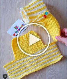 New crochet baby socks knitted slippers ideas Knitted Socks Free Pattern, Knitted Hats Kids, Baby Hats Knitting, Loom Knitting, Knitting Socks, Free Knitting, Knitting Patterns, Knitted Baby Cardigan, Knitted Headband