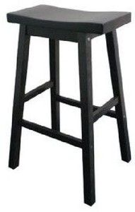 Barstool With Square Seat