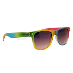 Tie Dye Sun Glasses on Sale for $6.99 at HippieShop.com