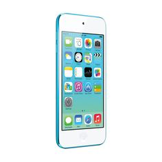 Apple ipod touch 4th generation white white 16 gb with screen refurbished ipod touch 5th gen 64gb blue md718lla a1421 fandeluxe Choice Image