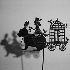 Isabella Baudelaire | Shadow Puppets