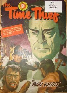 Paul Valdez, The Time Thief