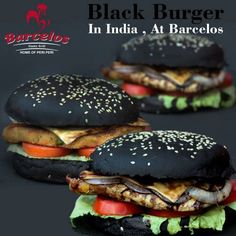The address is 57 , KHAN MARKET and the date is 8th May 2015 when national capital will witness the taste of Black #Burger   #Delhi #food