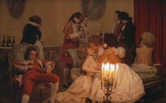 Barry Lyndon (dir. Stanley Kubrick, 1975) Stanley Kubrick, Barry Lyndon, Film Stills, Classic Movies, Outlander, Art Direction, Good Movies, Cinema, Pictures