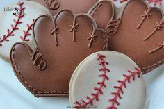 Vintage Baseballs and gloves