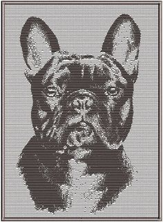 french bulldog patterns - Google Search