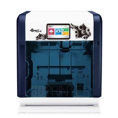 XYZprinting da Vinci Plus Printer, Multicolor Diy 3d Drucker, Tablet Android, 3d Printing Business, Display Lcd, Multifunction Printer, Best 3d Printer, Diy Kit, 3d Printer Supplies, Operating System