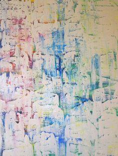 "Saatchi Art Artist Drew Gaffney; Painting, ""Untitled 242, 2013"" #art"