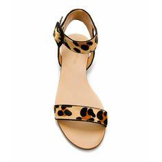 #leopard #sandals Zara