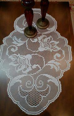 Silverleaf Knitting pattern by Lisa Hannes - Louisa Crochet Bookmarks, Crochet Books, Thread Crochet, Free Crochet Doily Patterns, Crochet Doilies, Pinterest Diy Crafts, Cross Stitch Fruit, Diy Crafts Crochet, Fillet Crochet