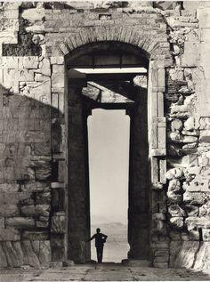 Parthenon, 1908, by Fred Boissonas