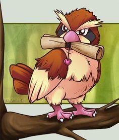 Pokemon #16 Pidgey