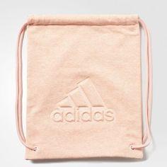 Drawstring Bag - Vapour Pink F16